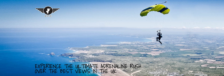 The Cornish Parachute Club