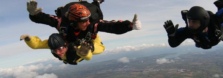 The Cornish Parachute Club Ltd