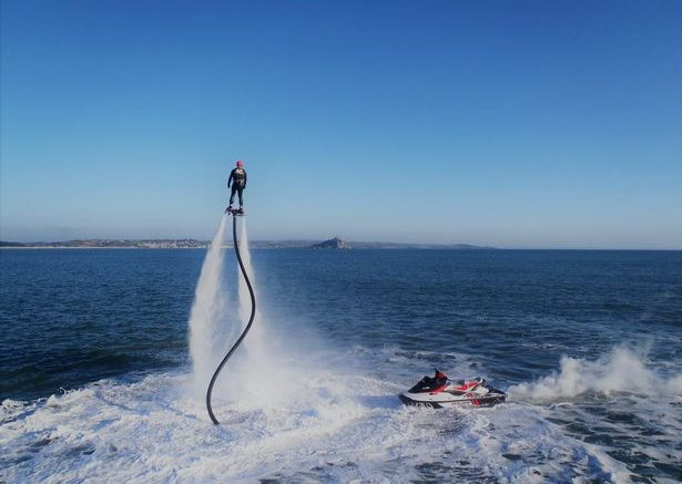 A crazy new water sport is coming to Cornwall
