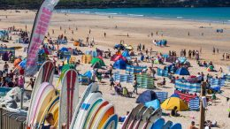 Newquay transforms into a bustling city for the summer and these figures prove it