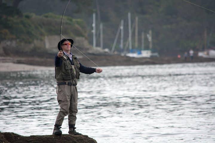 UK Saltwater Fly Fishing