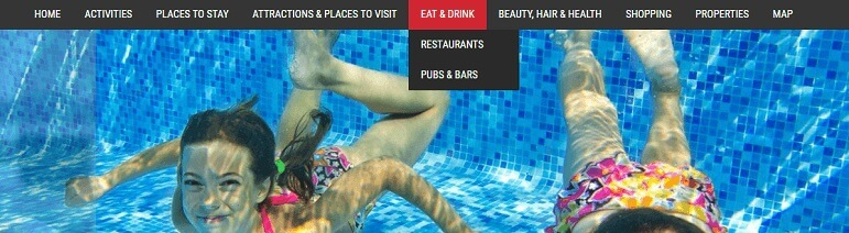 Drop Down menus Advertise with us What's on in Cornwall